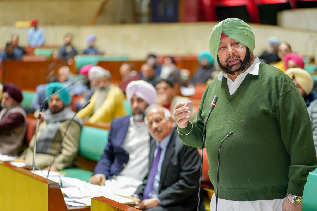 Punjab Chief Minister Captain Amarinder Singh, central laws, legal experts,