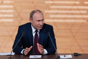 Russia President Vladimir Putin appoints new cabinet members