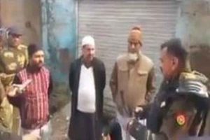 Complaint filed against UP cop Akhilesh Narayan Singh for his 'Pakistan' comment