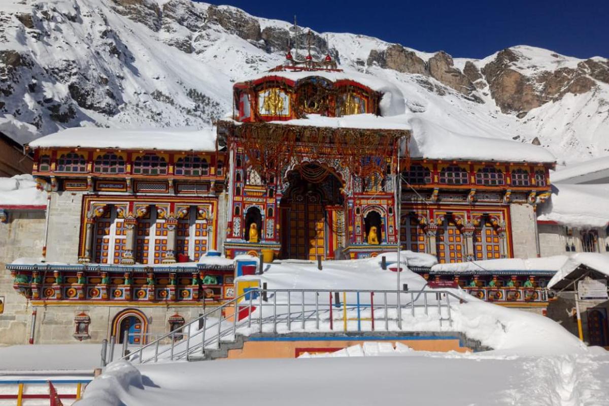 Badrinath shrine, Dehradun, Badrinath, Tehri, Chamoli, Uttarakhand