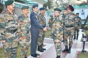 On his maiden visit to LoC, Army chief asks troops to remain prepared for all contingencies