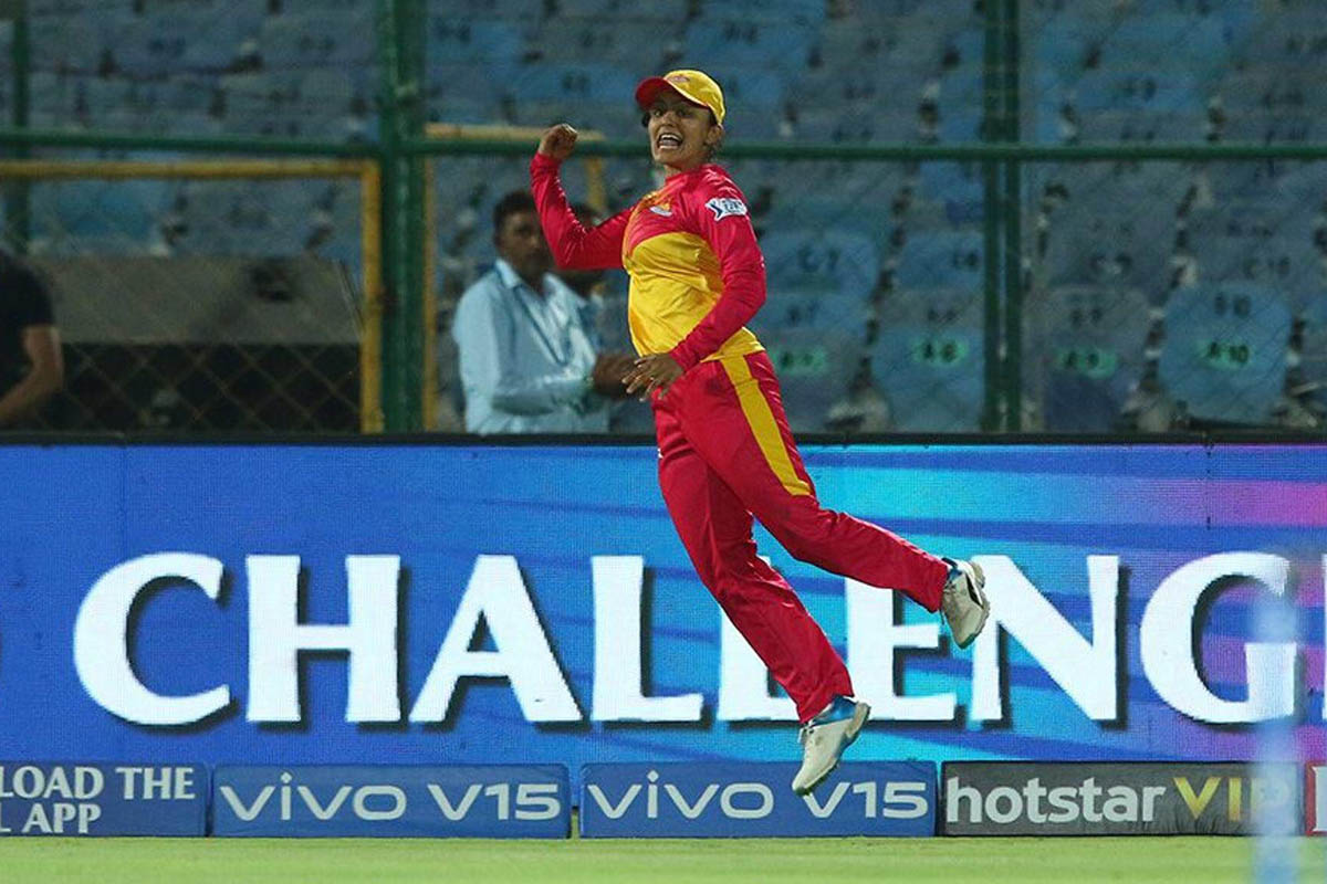 HP cricketer Harleen Deol to play in Women's T20 World Cup