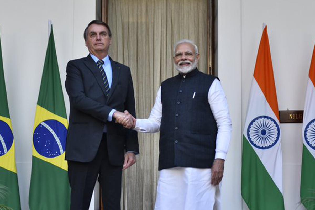 India, Brazil, Narendra Modi, Jair Messias Bolsonaro, Republic Day, BRICS, IBSA, WTO, DefExpo 2020, Lucknow