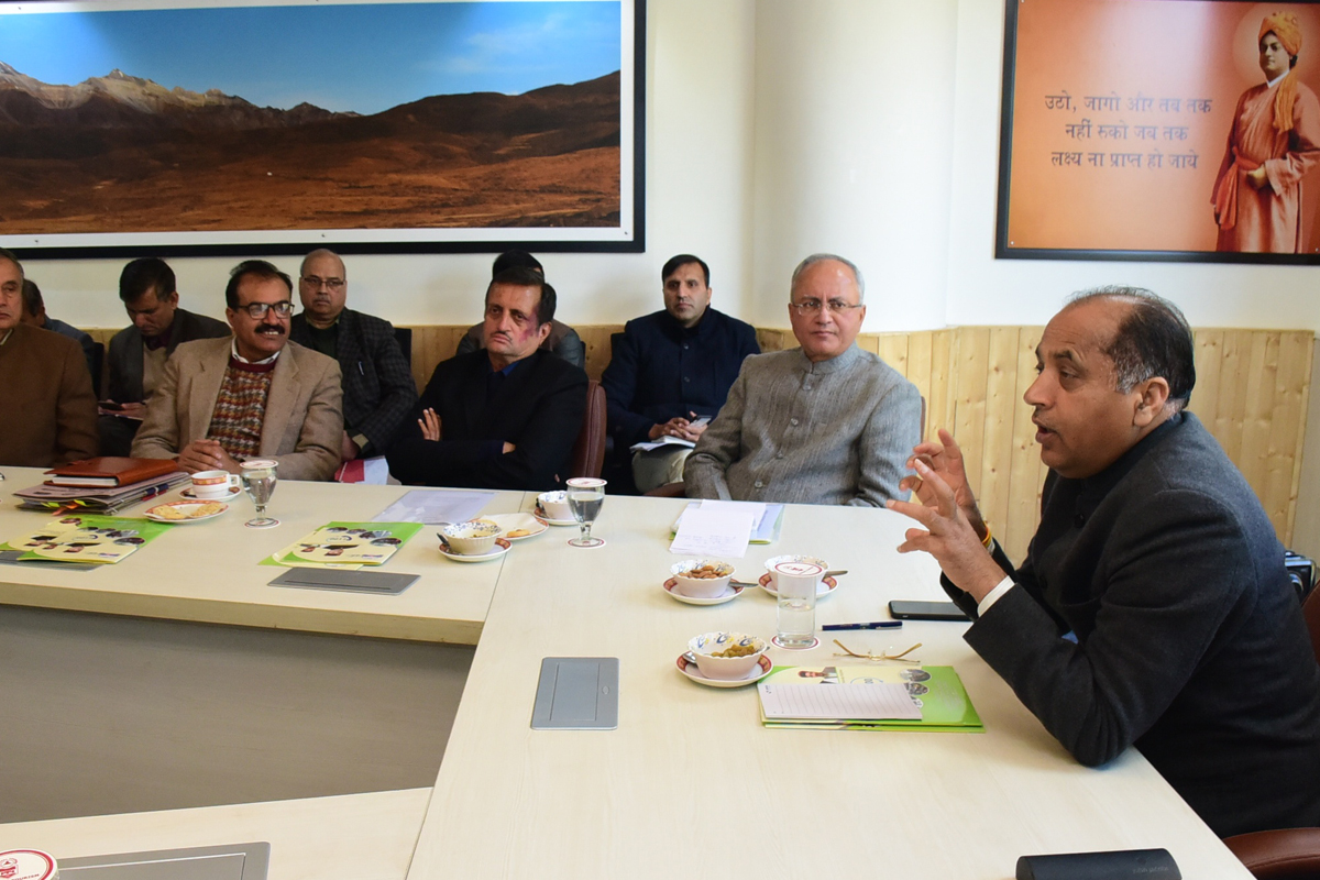 Himachal to explore integration of Jan Manch and CM Helpline
