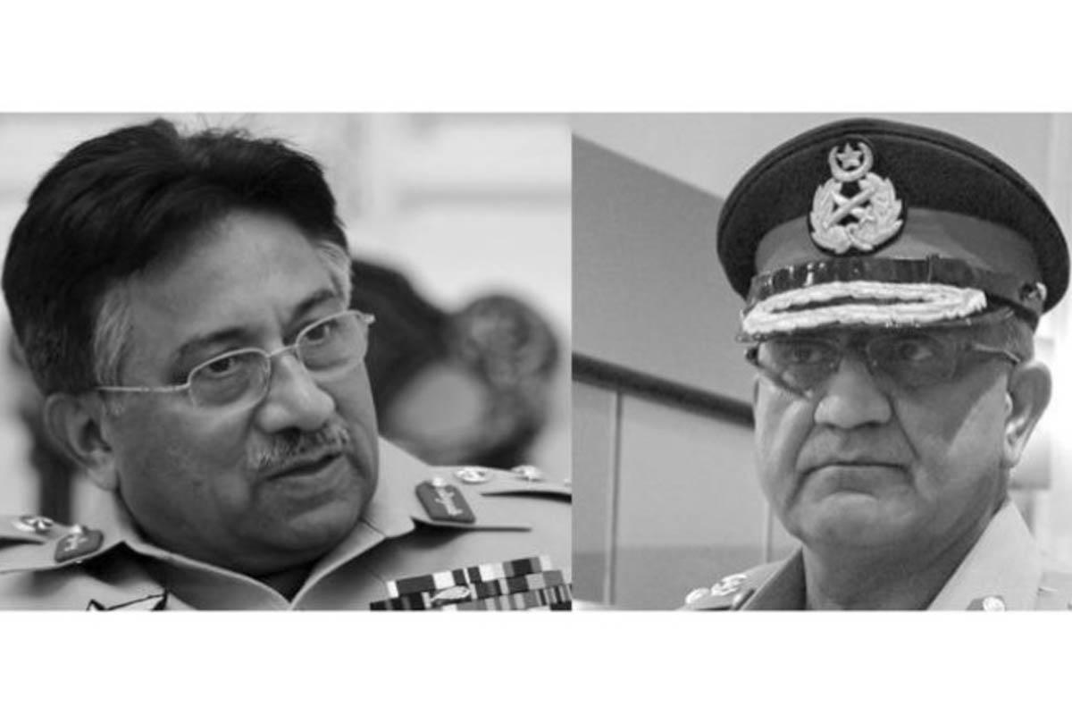 Army, Pakistan, Pervez Musharraf, Justice Waqar Ahmed Seth, Pakistan Constitution