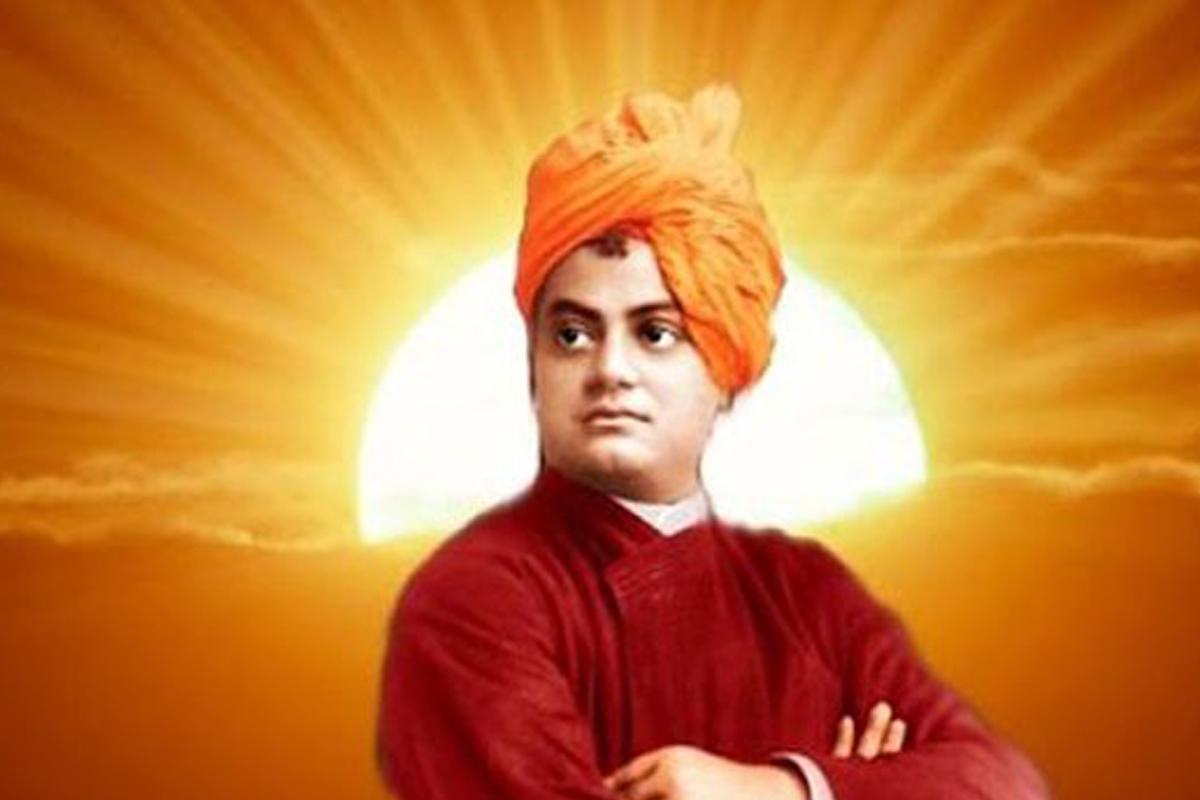 Swamiji, Indology, Swami Vivekananda, Nirad C Chaudhuri