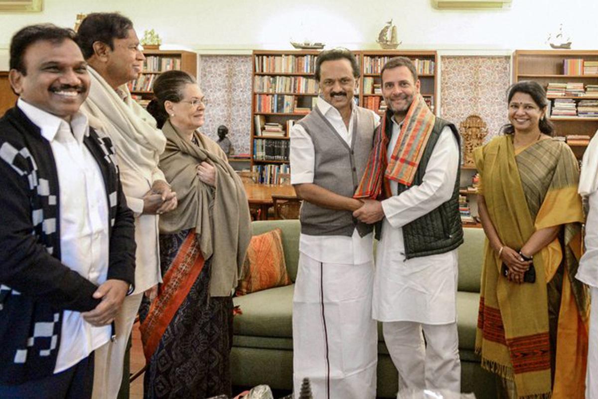 Stressed ties, Indian National Congress, Tamil Nadu, Dravida Munnetra Kazhagam