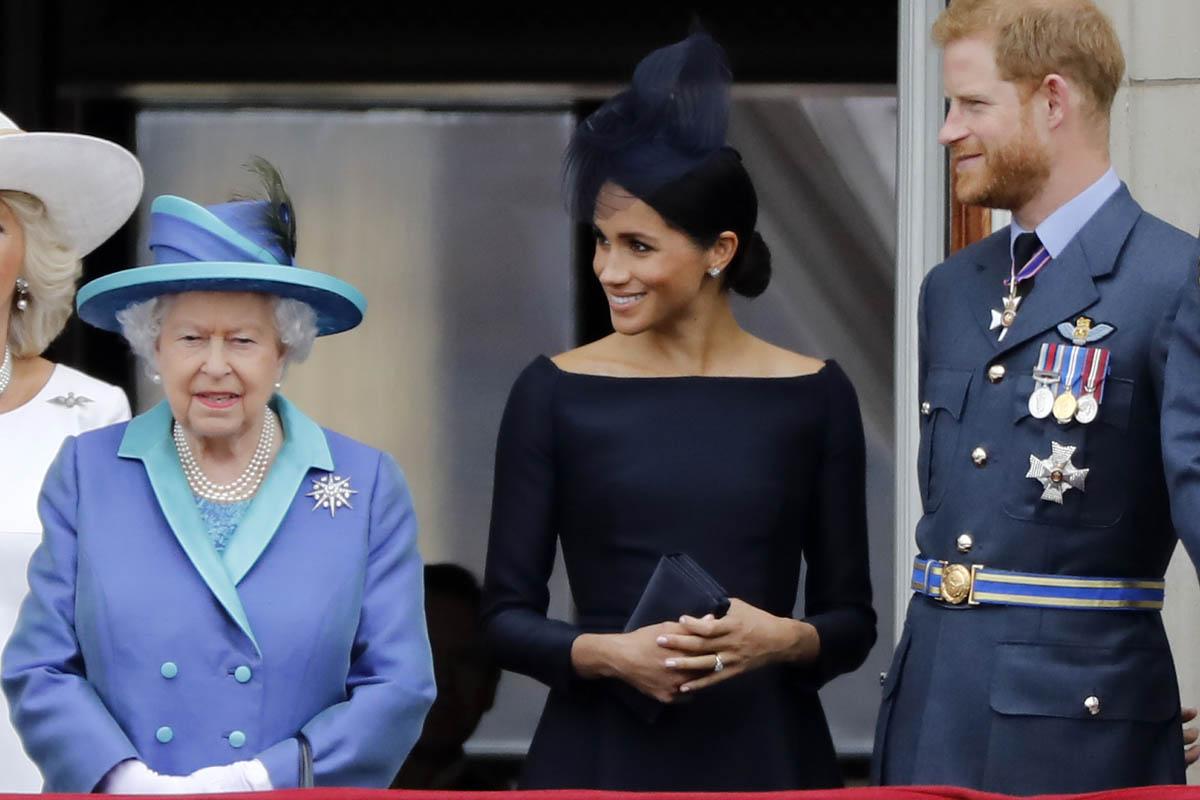 Duke & the Duchess, Prince Harry, Princess Meghan, European Union