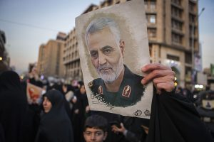 Iran to execute spy who helped US in targeting General Qasem Soleimani