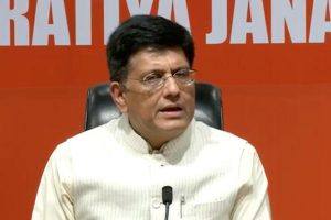 Compensate customers for late arrival of freight trains: Piyush Goyal