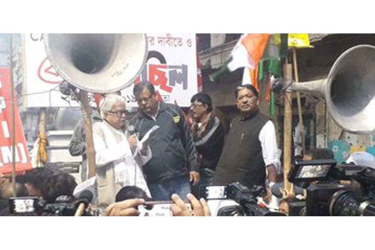 Somen Mitra, Mamata Banerjee, Congress, CAA, NRC, BJP, JNU, Kolkata, Bengal, West Bengal