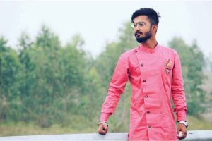 Vishal Ahuja is a young and talented influencer with impressive record on social media
