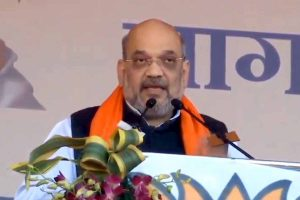 Amit Shah 'surrenders' to Nitish's tantrums, projects him as NDA's face at Citizenship rally