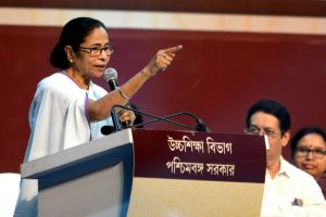 Mamata tears into BJP for trying to impose NRC, NPR