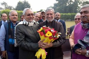 Most Bihar ministers grew 'poorer' compared to their wives