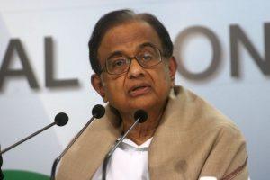 'Real tukde tukde gang': Chidambaram accuses BJP of 'eroding' democracy