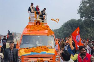 Ganga Yatra arrives in Hastinapur on its second day