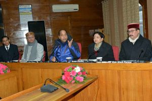 Coronavirus: CM reviews preparedness for preventive and control measures