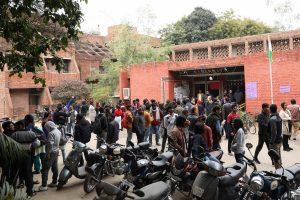 JNU violence: Students recall Sunday night horror