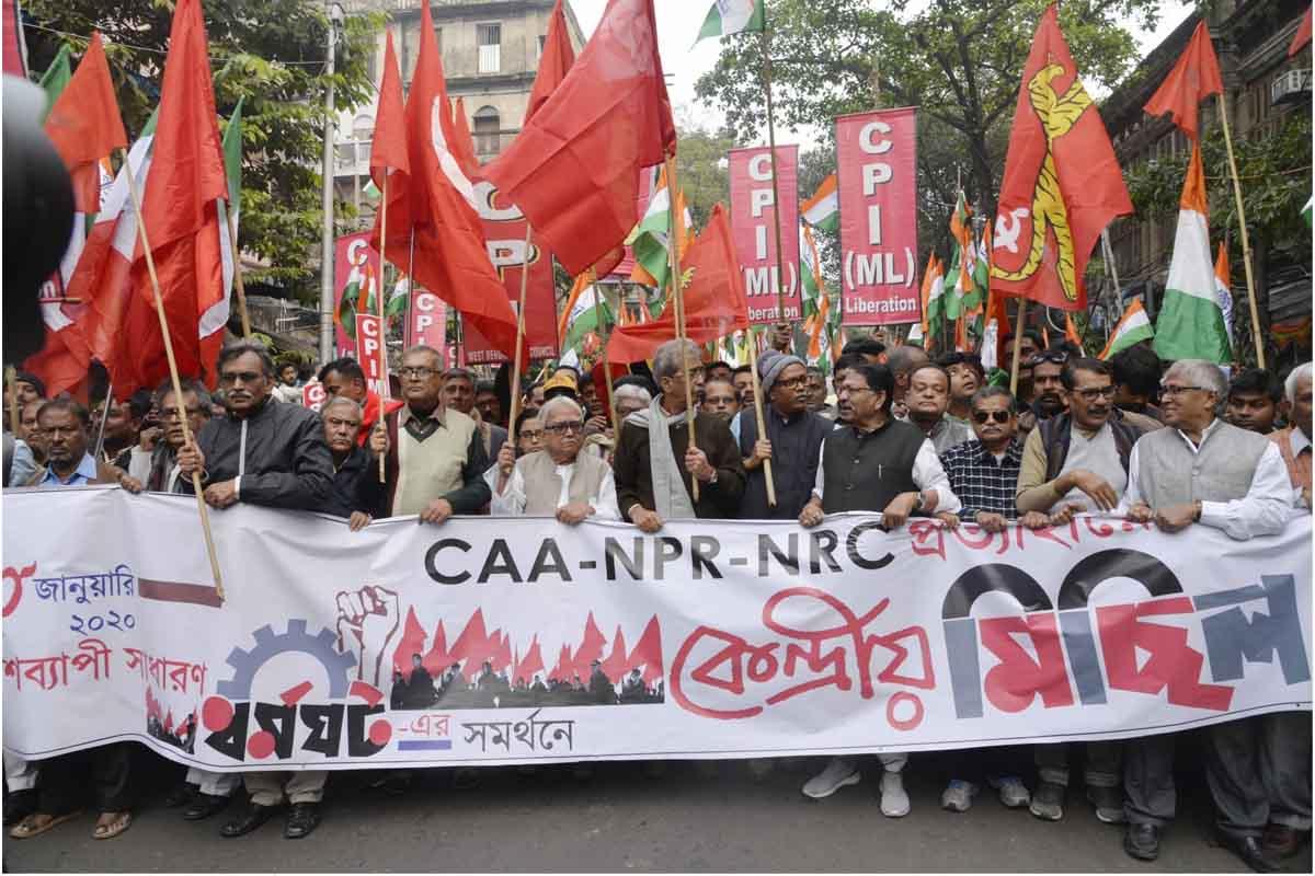 Independence, Kolkata, CAA, NPR, NRC, Hindus, Muslims, India, West Bengal, Bengal