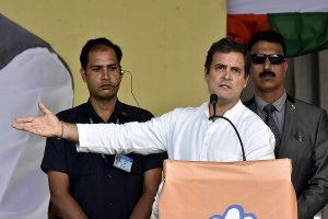 'Bhima-Koregaon symbol of resistance, NIA stooges can't erase': Rahul Gandhi