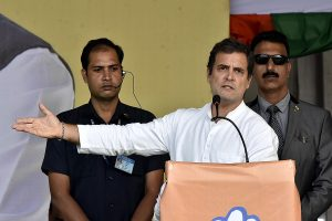 Rahul Gandhi questions Modi govt's silence on J-K DSP arrested with terrorists