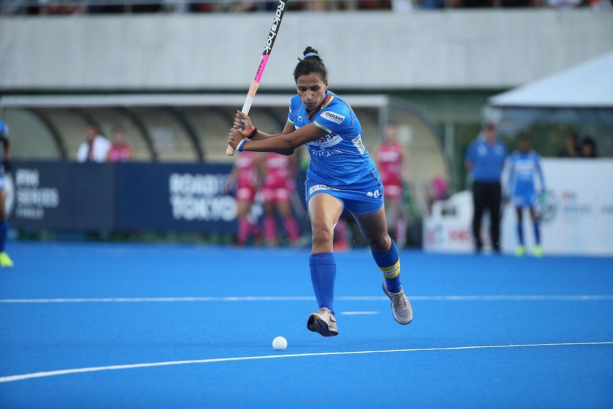Rani Rampal, 2019 World Games Athlete of the Year,