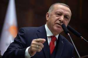 Turkey President Erdogan slams Syria for not complying with ceasefire