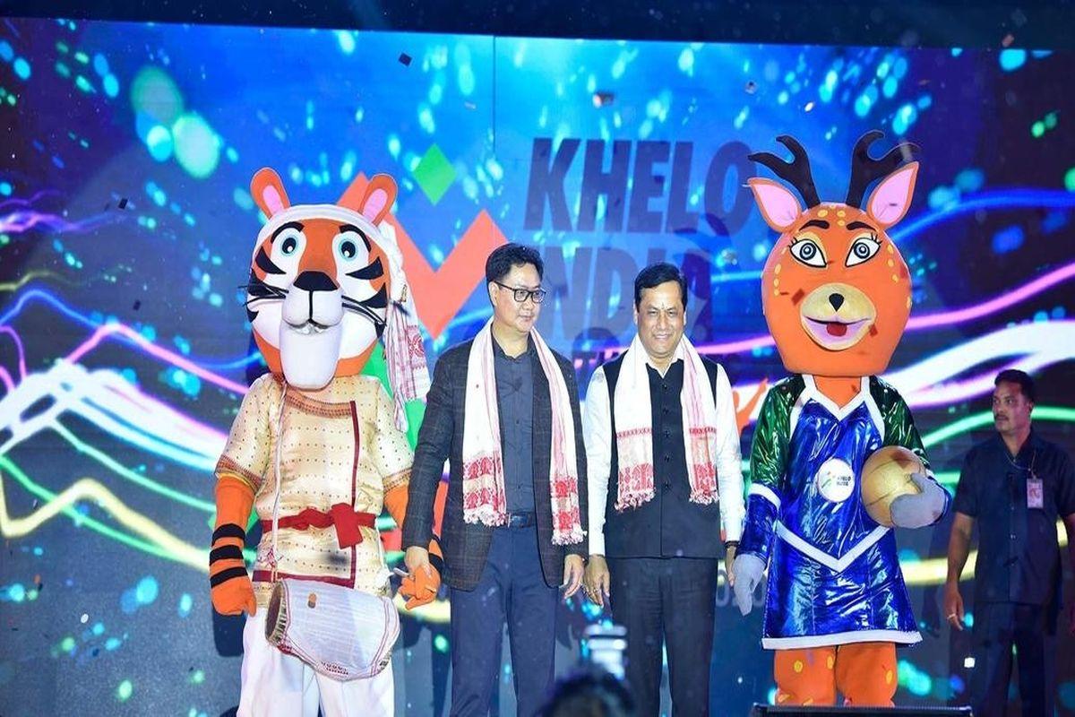 Khelo India Youth Games 2020, Kiren Rijiju, Hima Das,