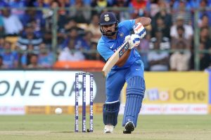 IND vs AUS, 3rd ODI: Rohit becomes third fastest to 9,000 ODI runs