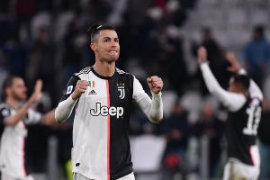 Cristiano Ronaldo breaks another goal-scoring record during win over Bologna in Serie A