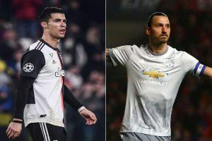 Cristiano Ronaldo, Zlatan Ibrahimovic set for clash in Juventus-AC Milan Italian Cup semi-final