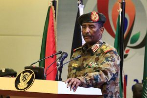 Sudanese gov't forces retake security buildings
