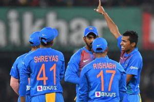 IND vs SL, 2nd T20I: Shardul, Saini help India restrict Sri Lanka to 142