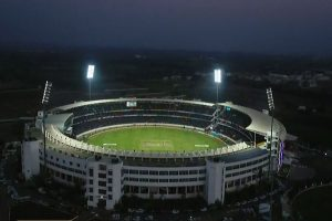 Rajkot Stadium to get a Wimbledon like roof to become weather proof?