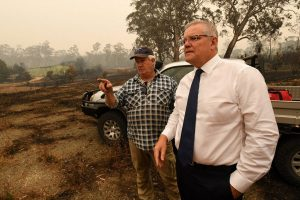 Australian PM Scott Morrison cancels his visit to India due to bushfires: Report