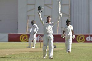 Williams' ton propels Zimbabwe to 352/6 on Day 1