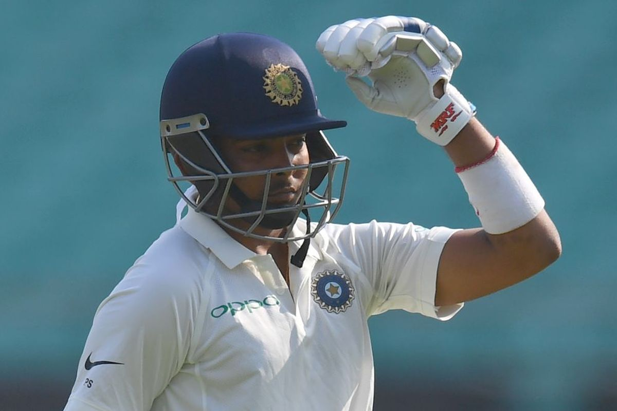 Prithvi Shaw, India A, India A vs New Zealand,
