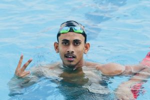 'I am aiming for the 2024 Olympics,' says West Bengal swimmer Swadesh Mondal