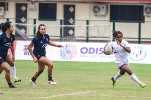 19-year-old Sweety Kumari named Rugby's 'International Young Player of the Year'