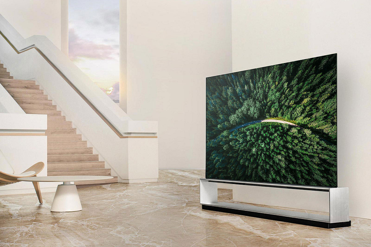 LG to unveil fleet of 8K television lineup at CES 2020 in Las Vegas