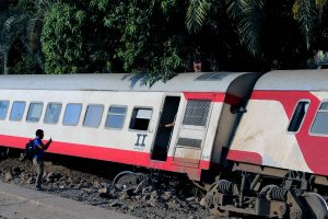 Passenger train with 13 people on board derails in Canada, no casualties reported