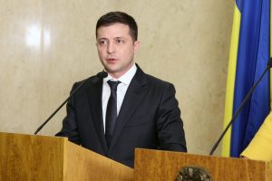 Ukraine president demands punishment, compensation for plane downed by Iran