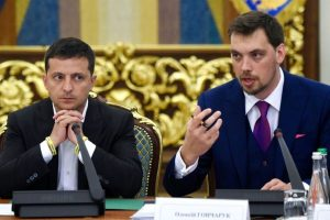 Ukraine President Zelensky rejects PM's resignation over leaked recording