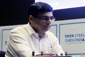 Viswanathan Anand opens season against elite field in Tata Steel Masters