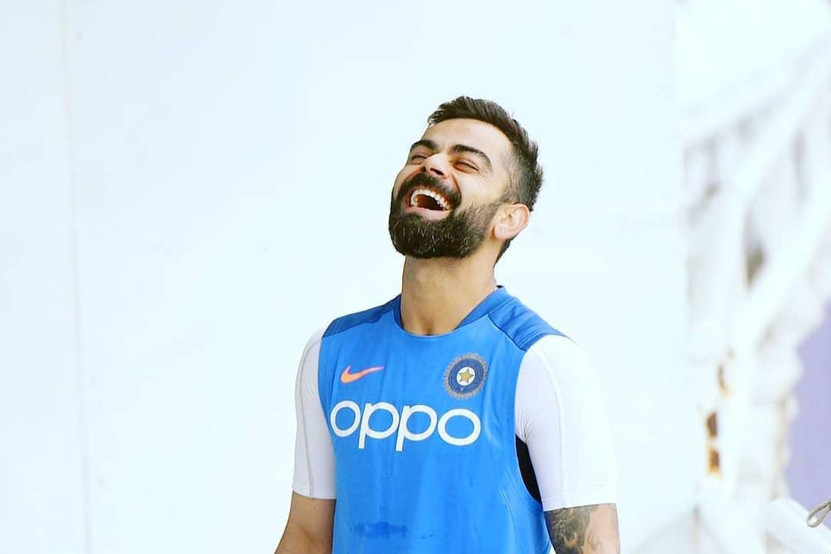 New Year New Look Check Out King Kohli S Latest Avatar