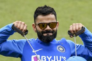 IND vs SL, 1st T20I: Virat Kohli yet to score his first run at Guwahati's Barsapara Stadium