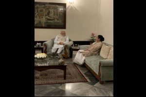 'Asked PM to rethink CAA, NRC': Mamata after 'courtesy meet' with Modi in Kolkata
