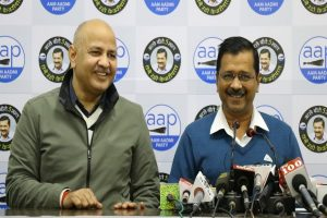 'People will vote based on work done in Delhi', says Arvind Kejriwal