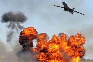 28 killed in air strike on military school in Libya